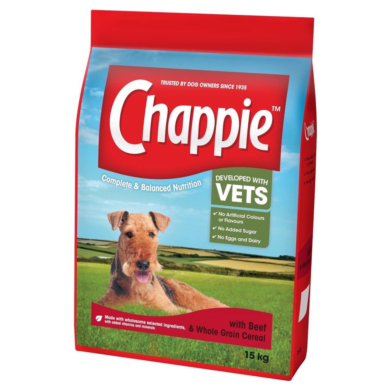 chappie beef