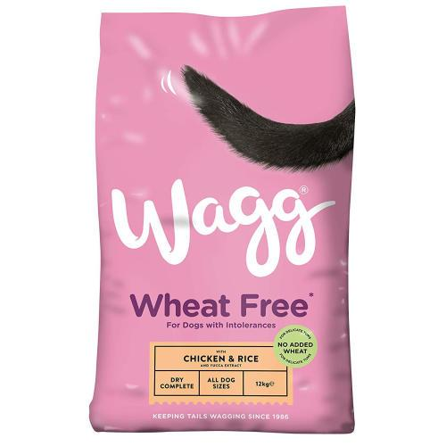 wagg wheat free with chicken