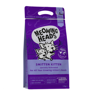 Meowing Heads Smitten Kitten (dry food)