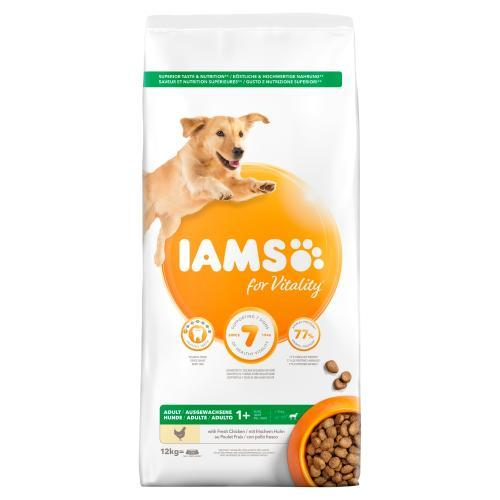 Iams Chicken Large Breed Adult