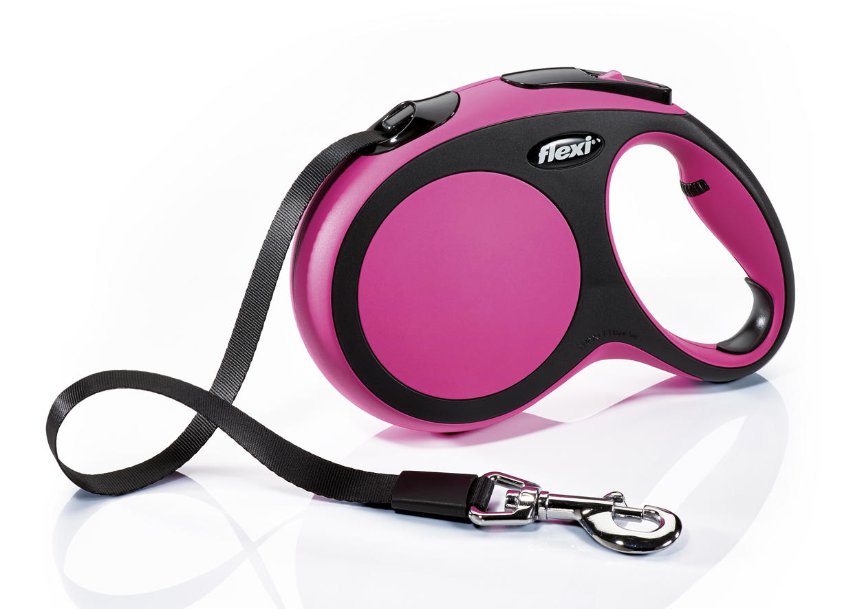 Pink flexi Comfort Tape Lead