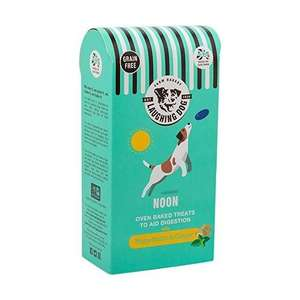 Laughing Dog Noon Treats GRAIN FREE Peppermint and Ginger 100g