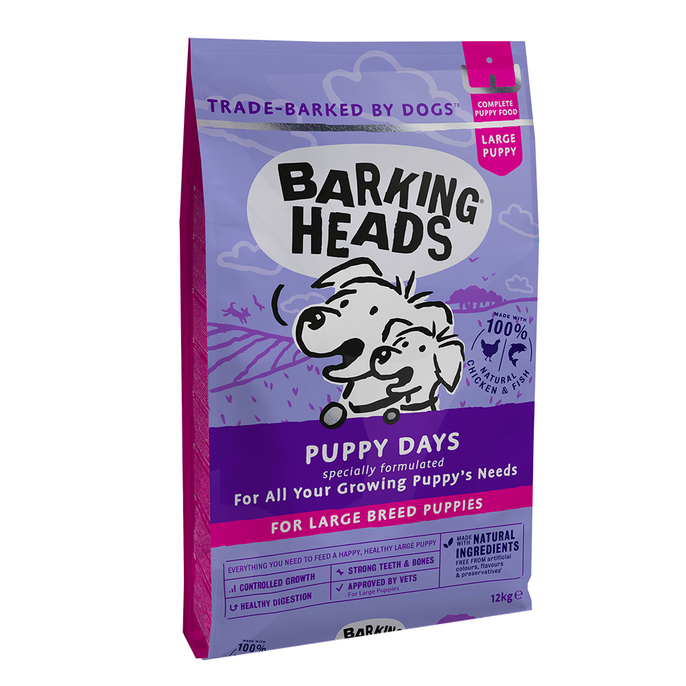 barking heads large breed puppy