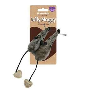 Silvervine Mice Cat toy