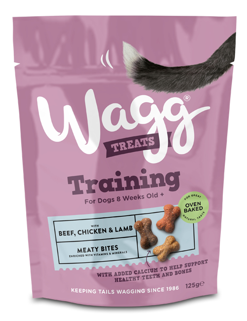 Wagg Training Treats, Beef, chicken and Lamb