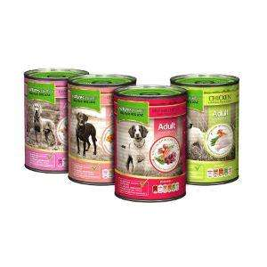 nature's menu multipack dog cans