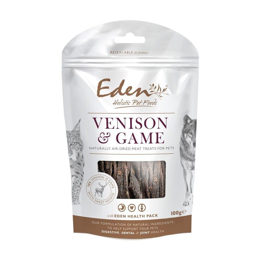 Eden Venison and Game Treats