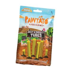 Pawtato Mint & Parsley Tubes