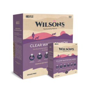 Wilsons Clear Water Salmon Cold Pressed Dog Food 10kg