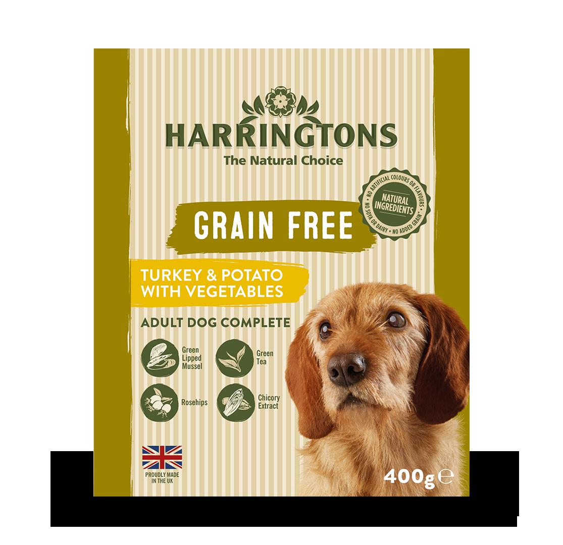 Harringtons Dog Food Trays G