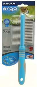 Ancol double sided comb
