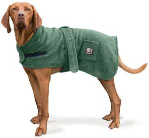 Danish Design Dog Robe
