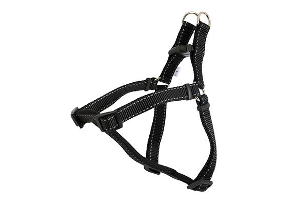Ancol Padded Exercise Black Harness