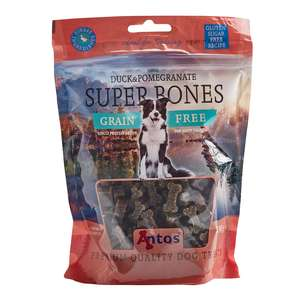 Antos Duck and Pomegranate Super bones Training Treats