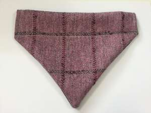 Tweed Bandana, Poppy
