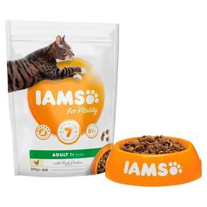 IAMS Adult Cat with Chicken