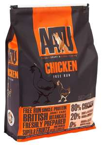 AATU Grain Free Dog Food Chicken