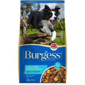 Burgess Active with Chicken