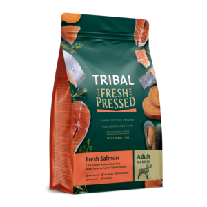Tribal Fresh Pressed Grain Free Adult with Salmon