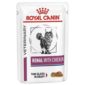 Royal Canin Renal Pouches for Cats