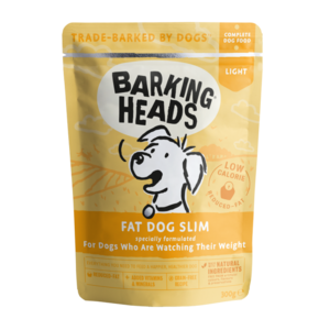 barking heads fat dog slim pouch