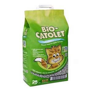 Bio-Catolet Recycled Paper Pellet Non Clumping Cat Litter