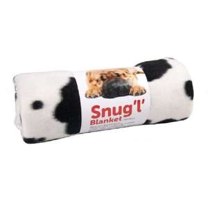 Snug 'L' blanket for dogs