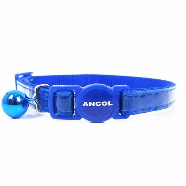 Ancol gloss Cat collar -blue