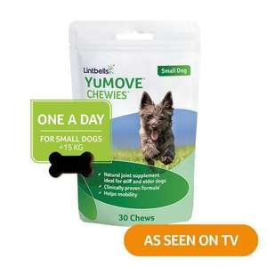 yumove one-a-day small dog