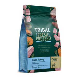 Tribal Fresh Pressed Grain Free Puppy food