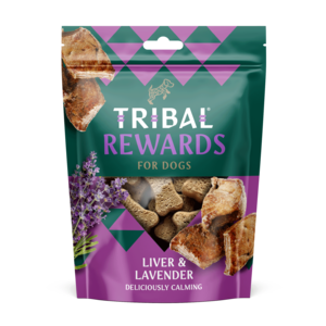 Tribal Rewards - Liver & Lavender Dog Biscuits