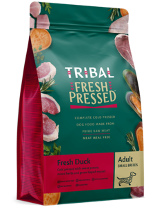 Tribal Adult Small Breed Cold Pressed Fresh Duck