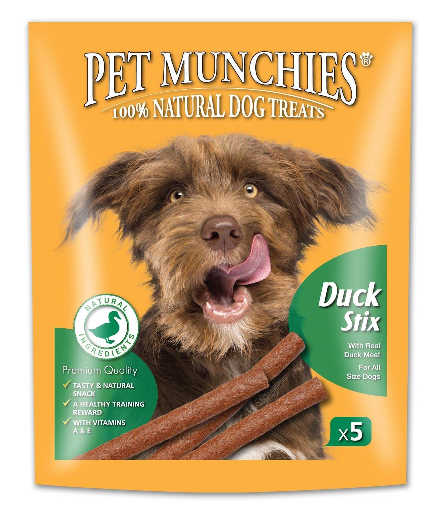 Pet Munchie Duck Stix