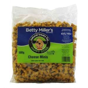 Betty Miller cheese Minis