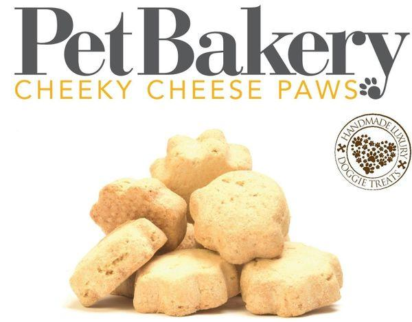 Pet Bakery Cheeky Cheese Paws