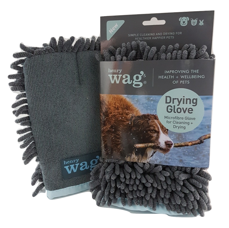 Henry Wag Cleaning and Drying glove
