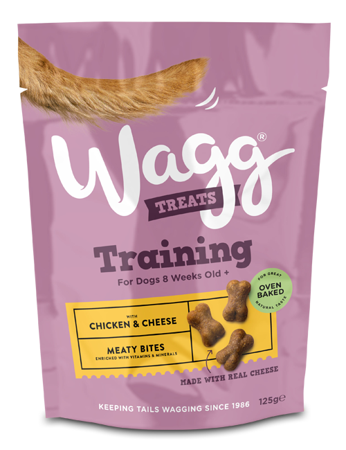 Wagg Chicken and Cheese Training Treats