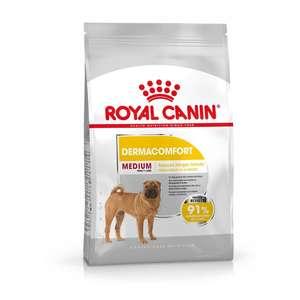 royal canin medium dermacom