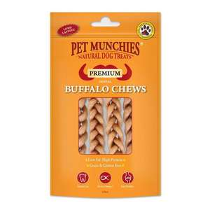 Pet Munchies Buffalo Dental Chew