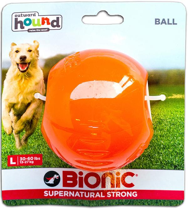 Bionic Superstrong ball for dogs, large