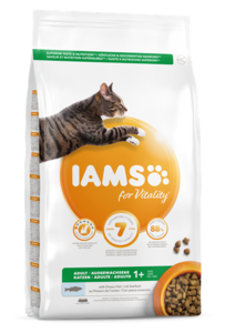 IAMS Adult Cat with Ocean Fish