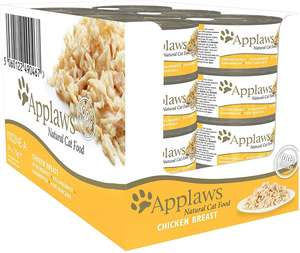 Applaws Cat Food Tasty Broth Range Chicken Breast