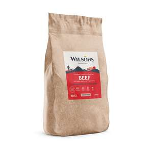 Wilsons Cold Pressed Working Beef