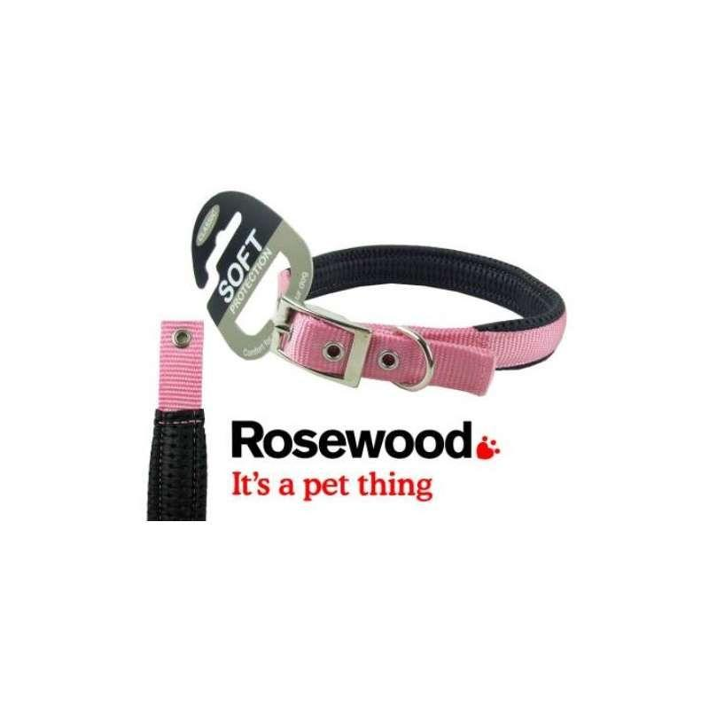 Rosewood Soft Protection Pink collar