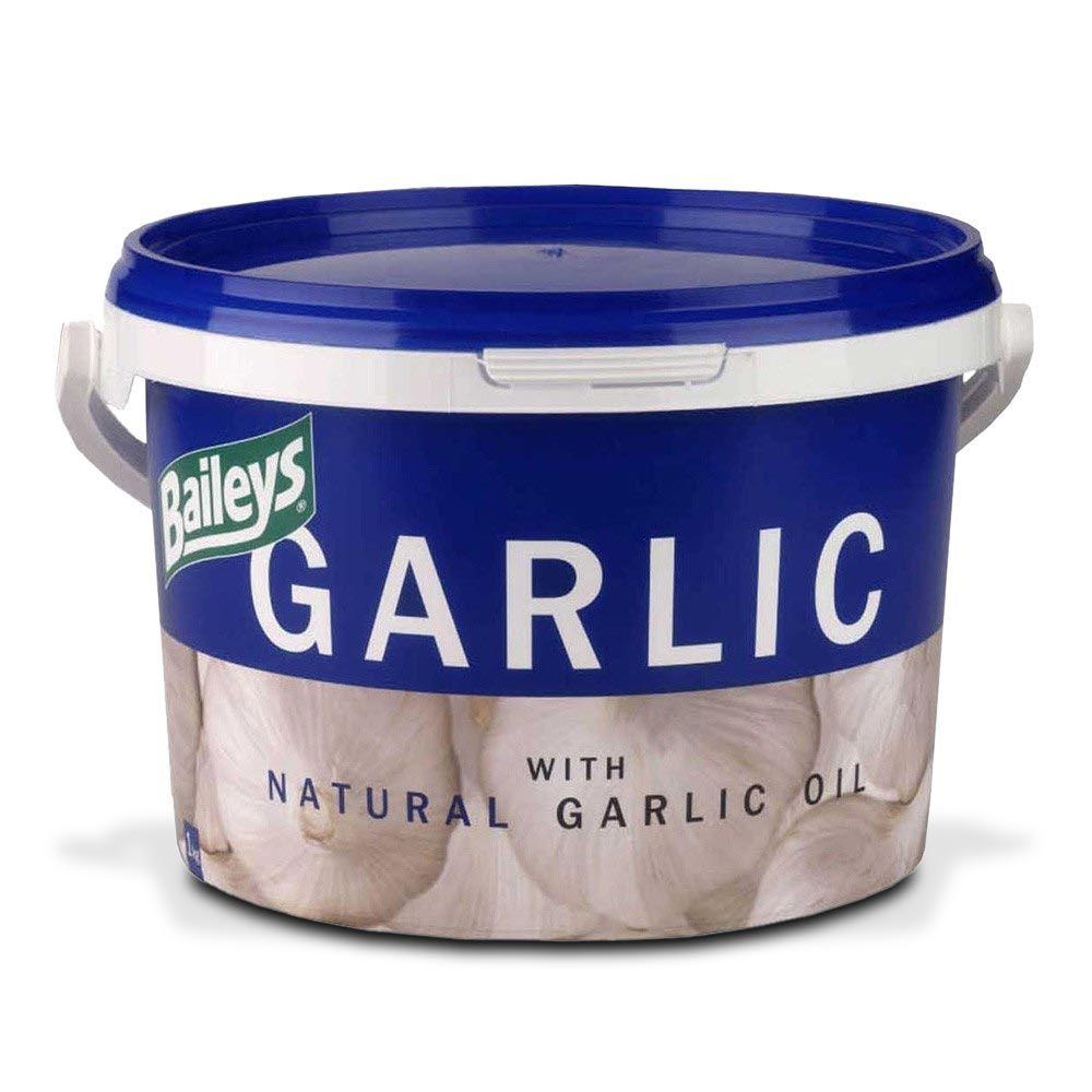 baileys garlic supplement