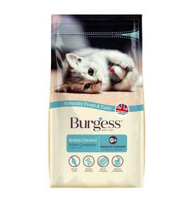 Burgess Kitten - Chicken 1.5kg