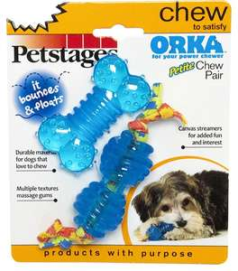 Petstages Orka Chew Pair