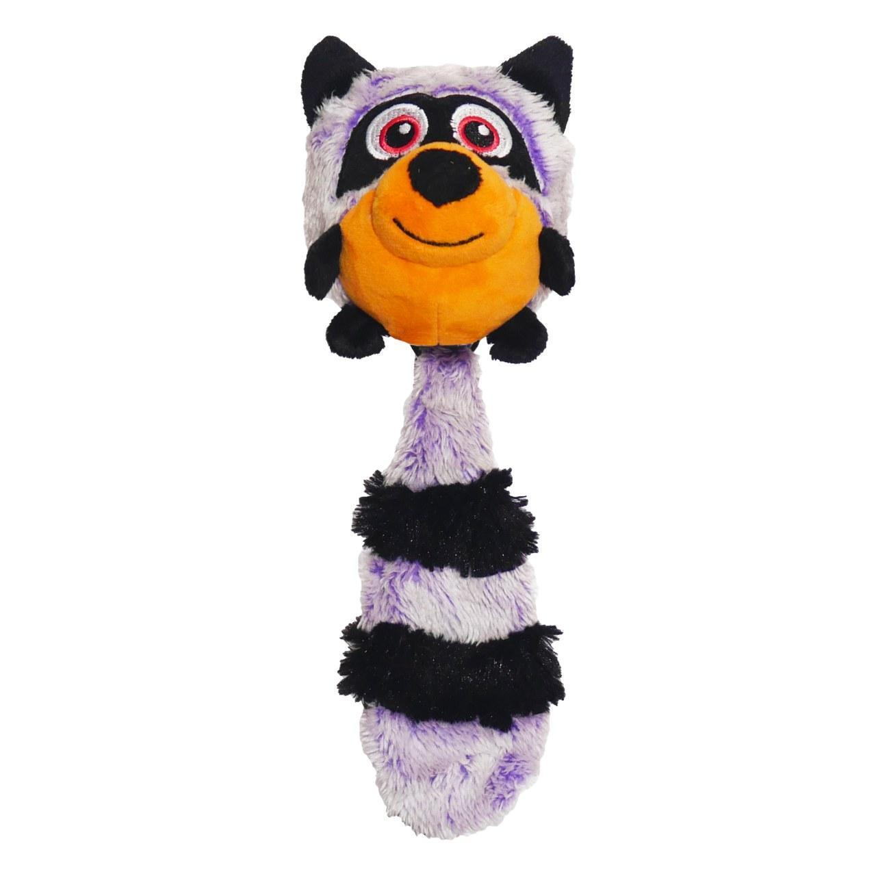Multi Activity Raccoon Dog toy