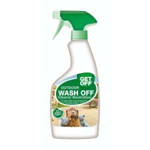 Get Off Outdoor Wash Off Spray