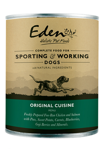 Eden Original Wet Dog food